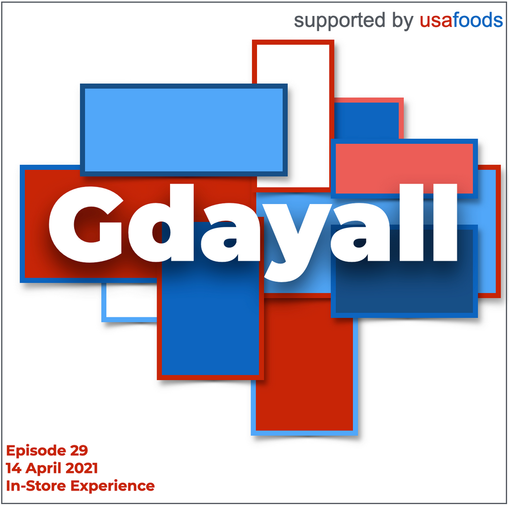 [Gdayall Podcast] In-Store Special - Episode 29