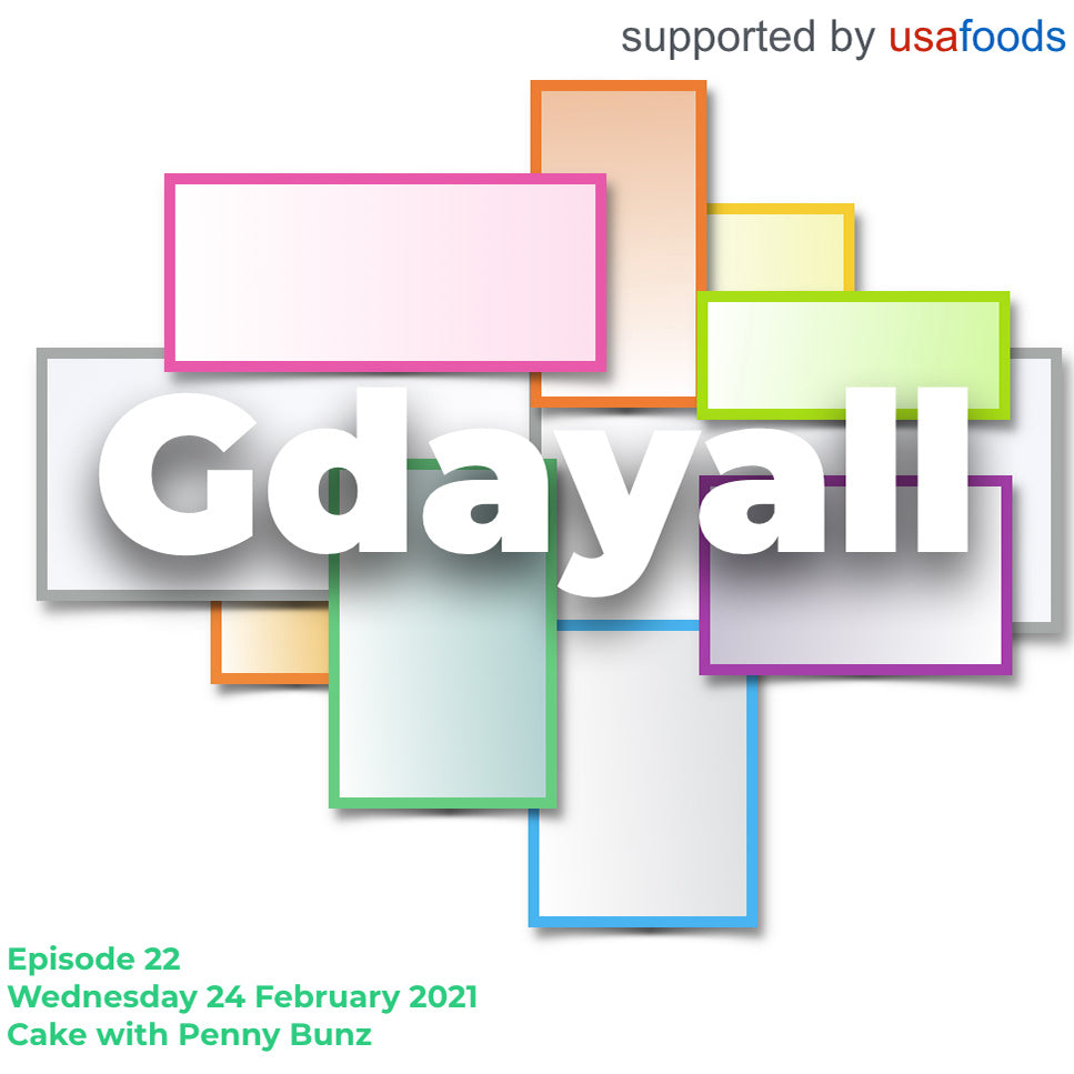 [Gdayall Podcast] Cake... Let them Eat! - Episode 22