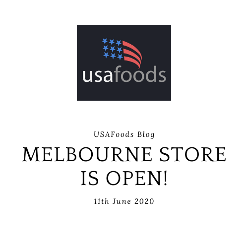 Melbourne Store is OPEN!