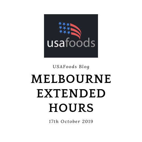Late Night Trading and Extended Weekend Hours in Melbourne!