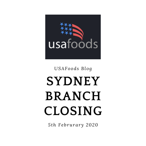 Sydney Branch Closure