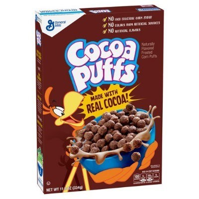 Cocoa Puffs Cereal