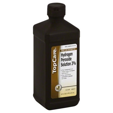 Top Care Hydrogen Peroxide 3%