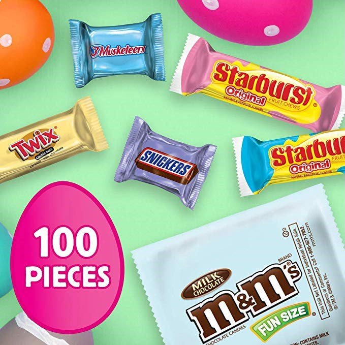 Mars Easter Mini Share Pack