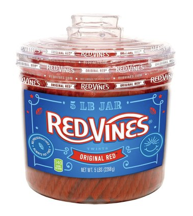 Red Vines Tub