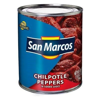 San Marcos Chilpotle Peppers