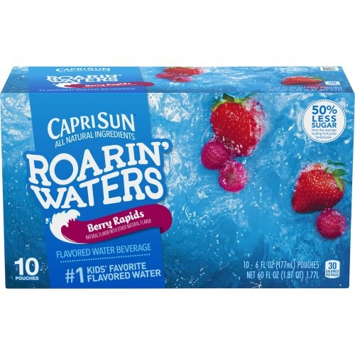 Capri Sun Roarin' Waters Berry Rapids