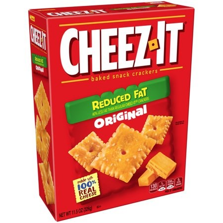 Cheez-It Reduced Fat 11.5oz