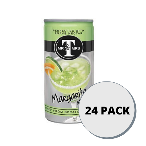 Mr & Mrs T's Margarita 24 Pack