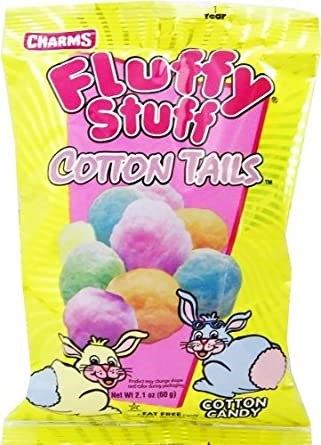 Fluffy Stuff Easter Cotton Tails Cotton Candy