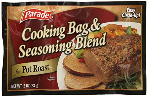 Parade Cooking Bag & Seasoning Blend Pot Roast 0.8oz