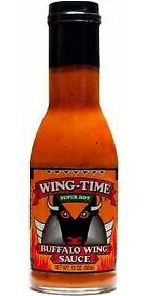 Wing Time Wing Sauce