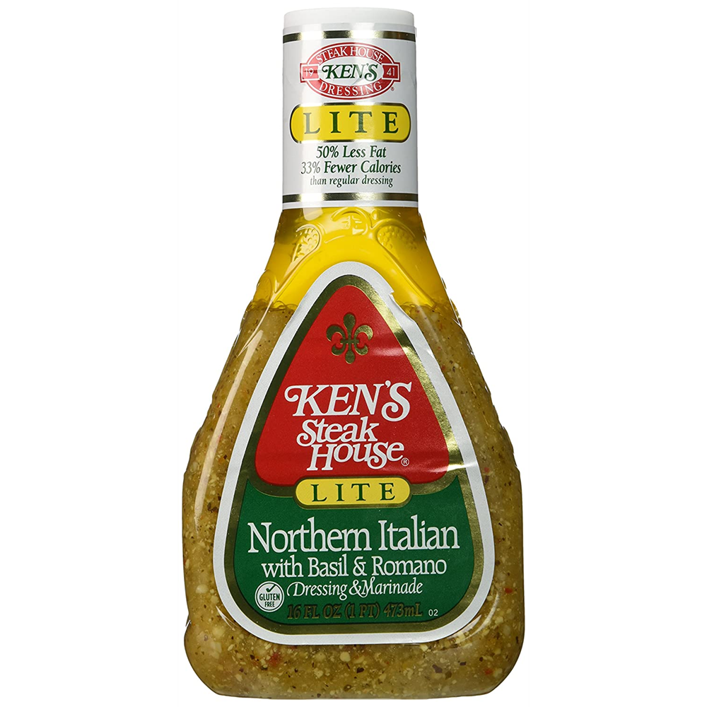 Ken's Lite Northern Italian Dressing 16oz