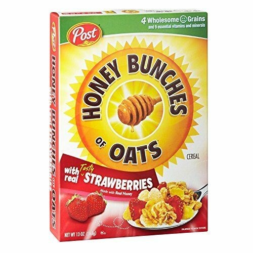Honey Bunches of Oats Strawberry 13oz