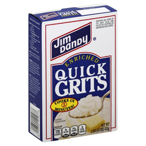 Jim Dandy Grits