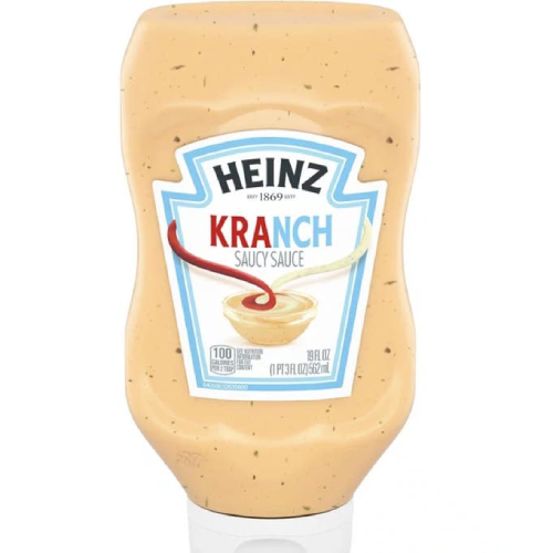 Heinz Kranch Saucy Sauce