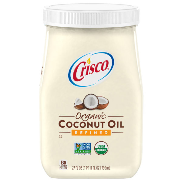 Crisco Refined Organic Coconut Oil