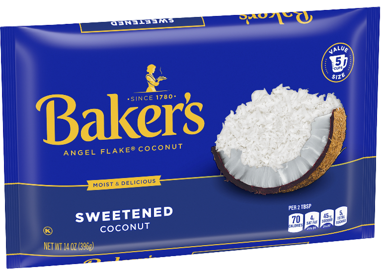 Baker's Angel Flake Coconut