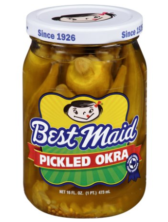 Best Maid Pickled Okra 16oz