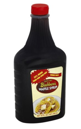 Blackburn Butter Maple Syrup