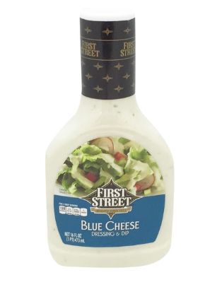 First Street Blue Cheese Dressing 16oz