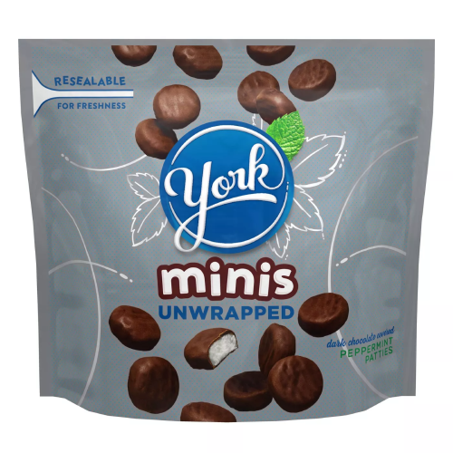 York Minis Peppermint Patties