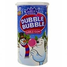 Dubble Bubble Holiday Bubble Gum