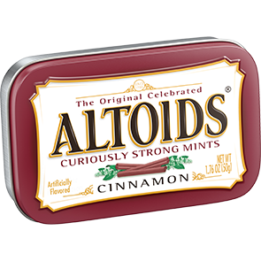 Altoids Cinnamon Mints 1.76oz