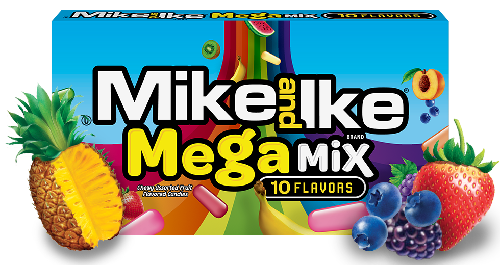 Mike & Ike Theatre Box 5oz