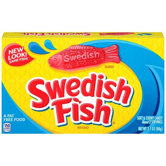 Swedish Fish Original Candy