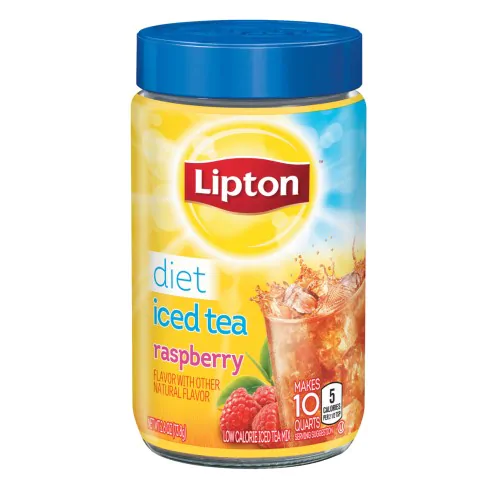 Lipton Raspberry  Diet Iced Tea Mix 2.6oz