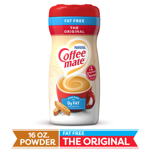 Coffee-Mate Fat Free Original Powdered Creamer