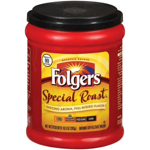 Folgers Medium Special Roast Ground Coffee