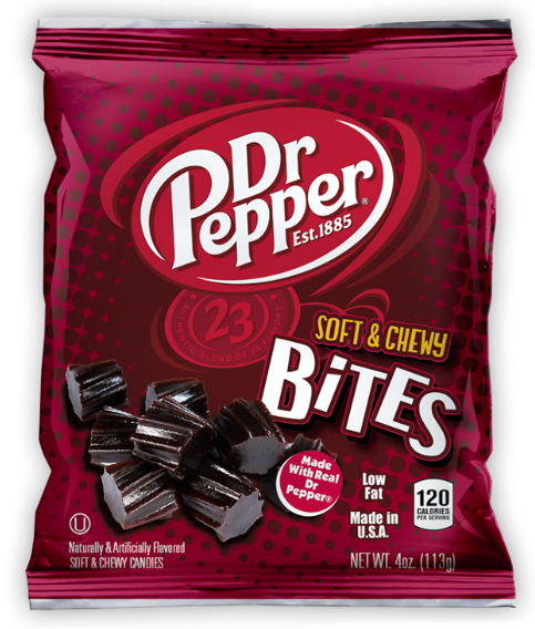 Dr Pepper Soft & Chewy Bites