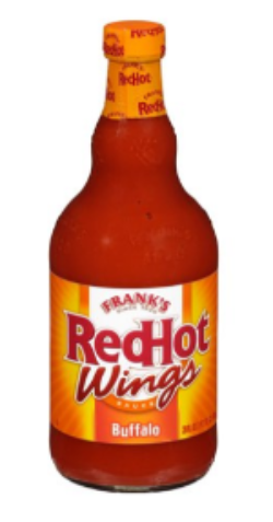 Frank's Buffalo Wings Sauce