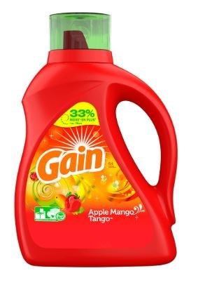 Gain Apple Mango Tango Laundry Liquid Detergent