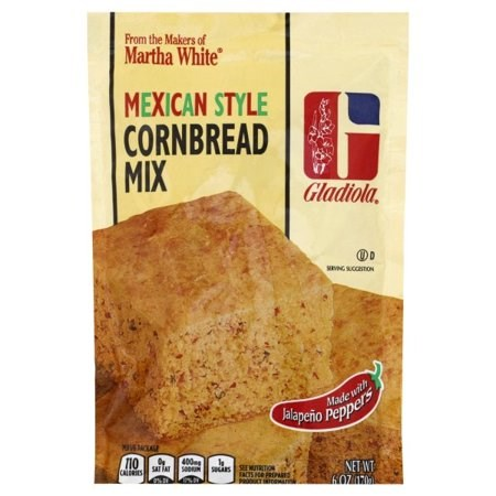 Gladiola Mexican Style Corn Bread Mix