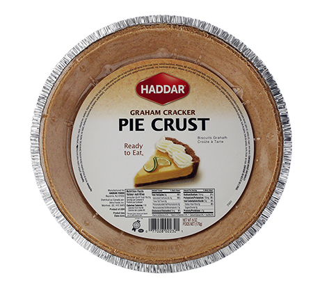 Haddar Graham Pie Crust 6oz