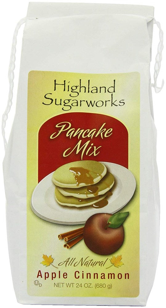 Apple Cinnamon Pancake Mix 24oz