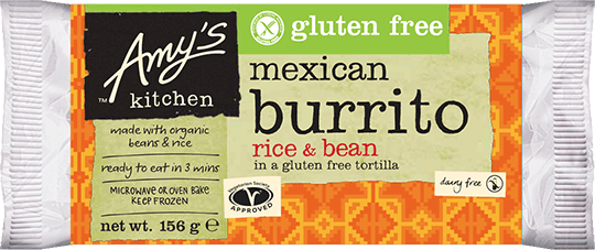 Amy's Kitchen Burritos & Wraps [Click & Collect Only]