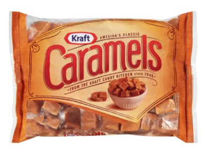 Kraft Caramels Traditional