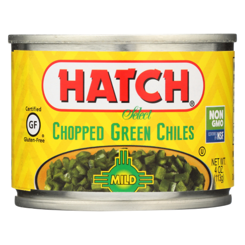 Hatch Green Chiles 4oz