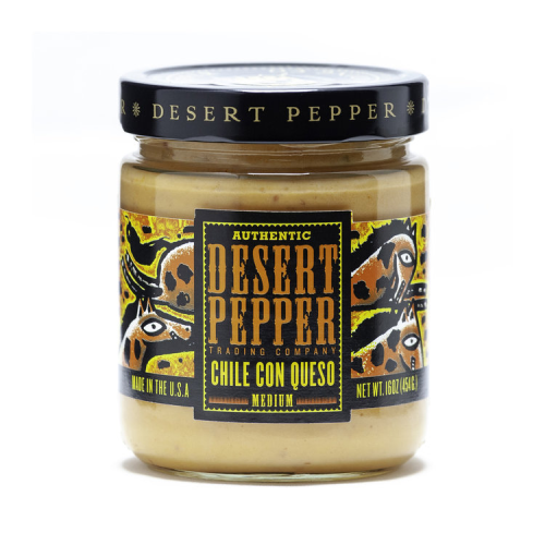 Desert Pepper Chile Con Queso - Medium