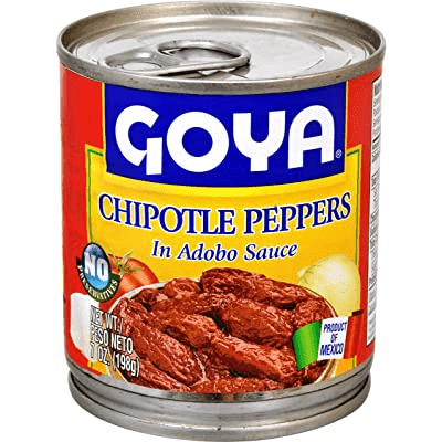 Goya Chipotle Peppers in Adobo Sauce