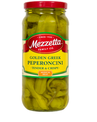 Mezzetta Golden Greek Peperoncini