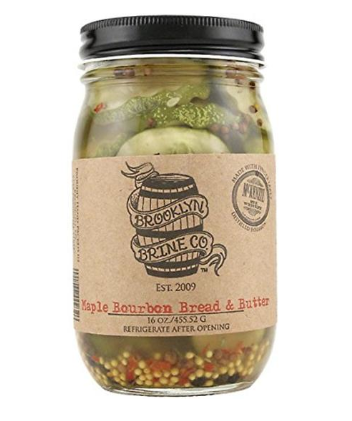 Brooklyn Brine Pickles