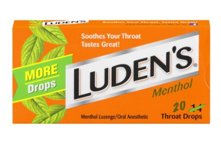 Luden's Throat Drops 20ct