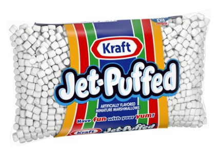 Kraft Jet Puffed Mini Marshmallows