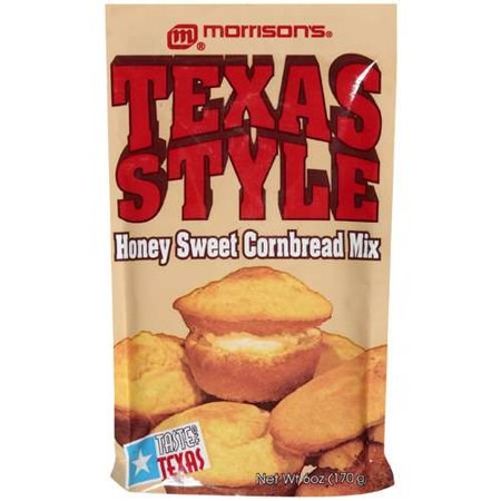 Morrison's Texas Honey Sweet Cornbread 6oz