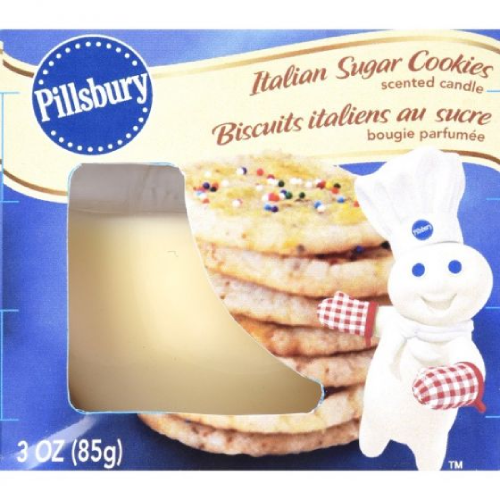 Pillsbury Italian Sugar Cookies Scented Candle
